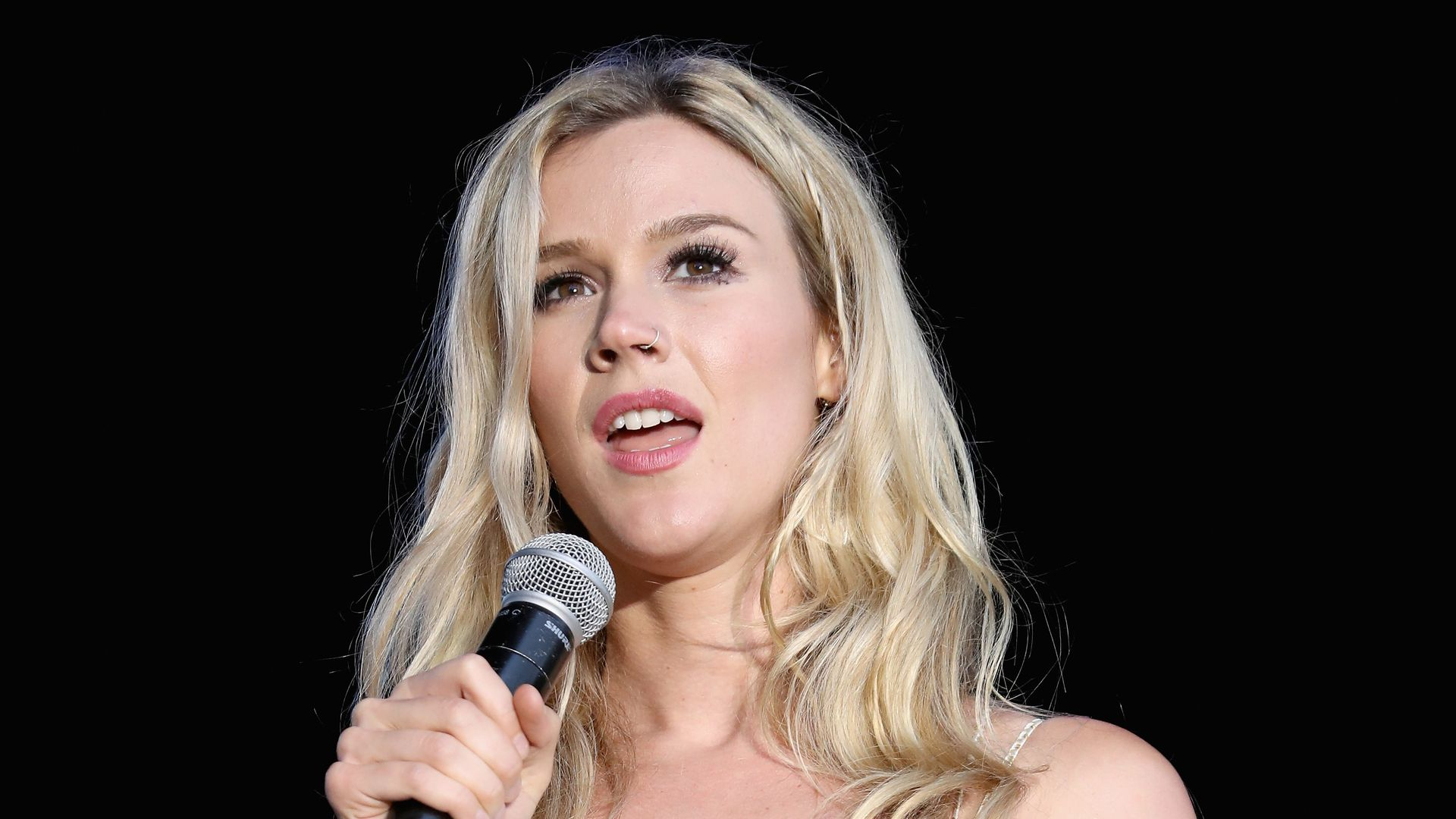 JOSS STONE Performs at Summerfest Music Festival 2017 in