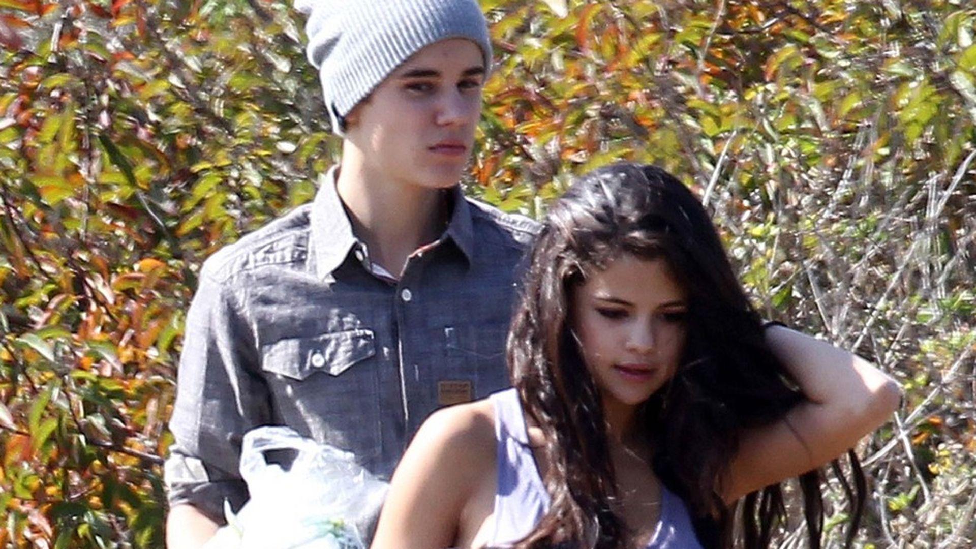Justin Bieber Wo Hatte Er Das 1 Date Mit Selena Promiflashde