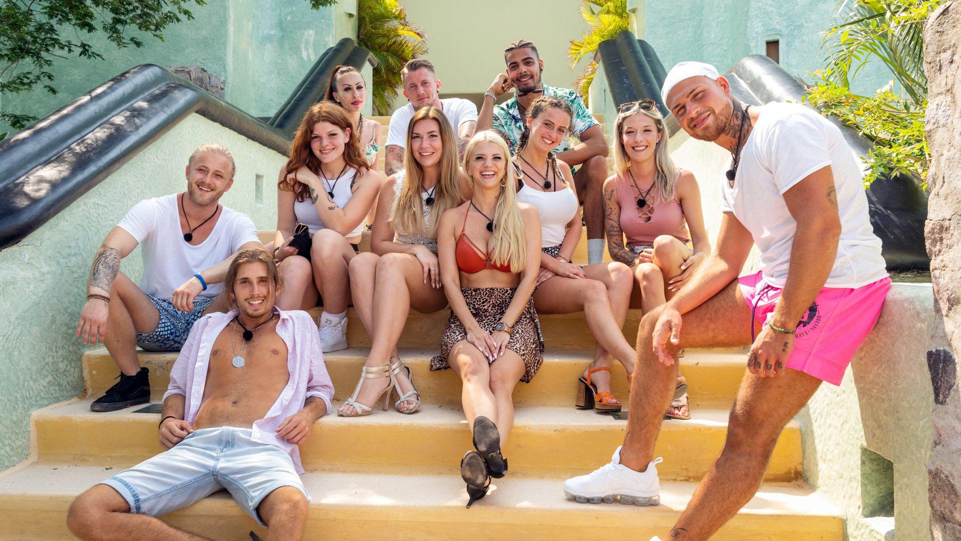 Paradise Hotel Folge 2