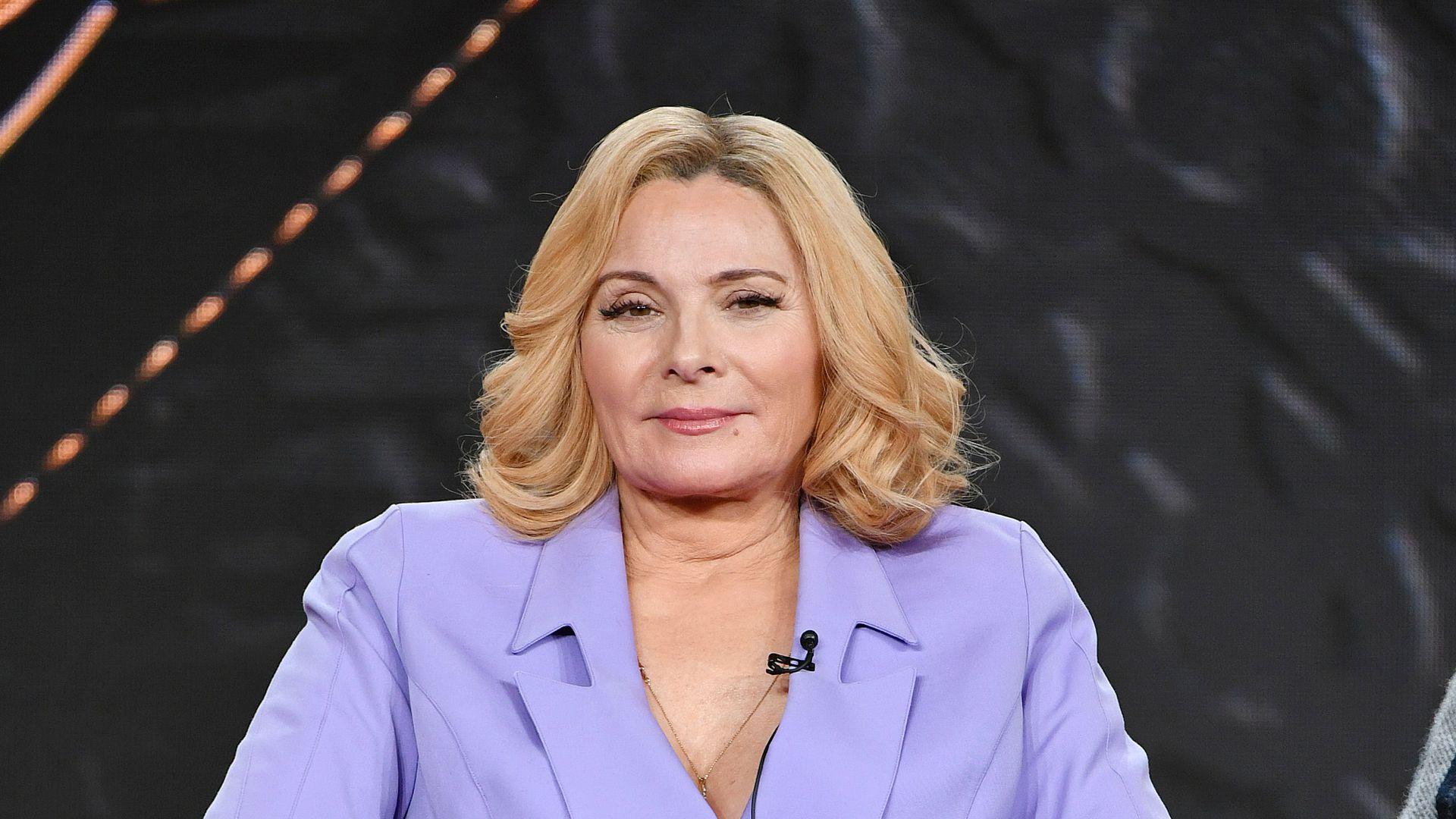 Kim Cattrall Deutsch