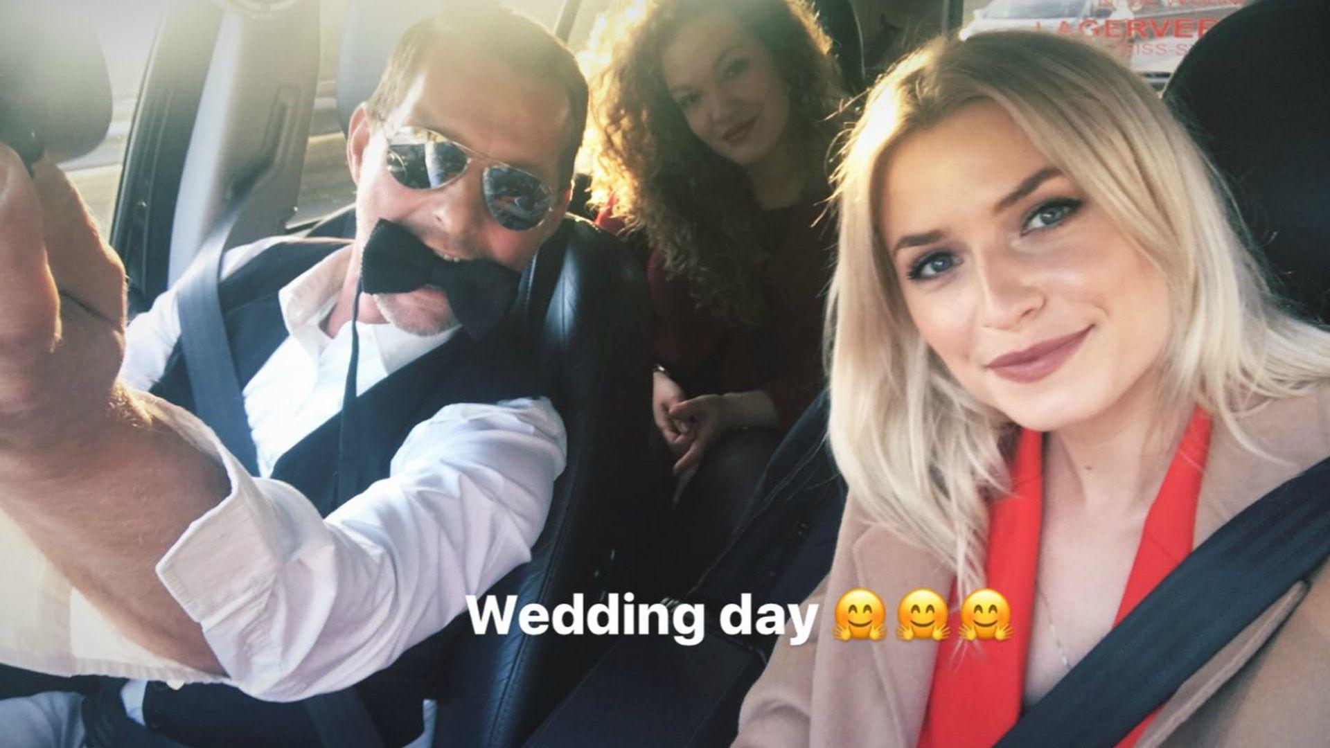 Hochzeitstag Bei Lena Gercke Was Feiert Die Beauty Hier