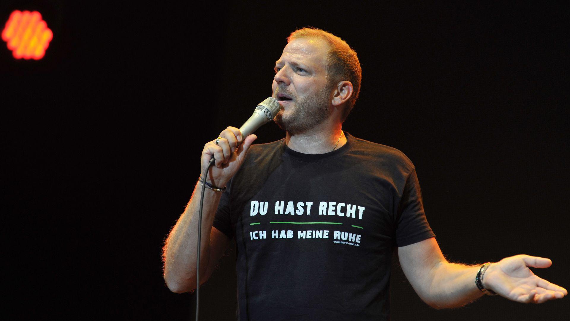 Mario Barth Gestorben