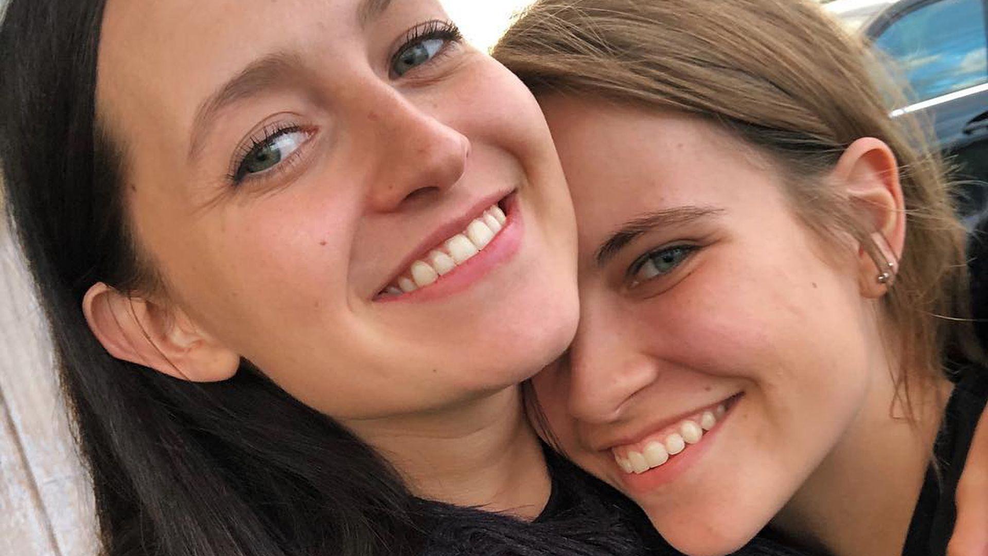 Lesbische Freundin Finden