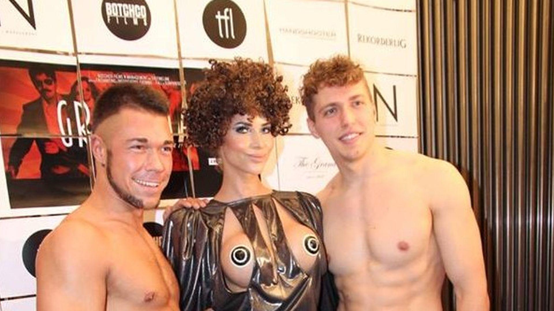 Wie bitte? Micaela Schäfer findet nackte Männer eklig