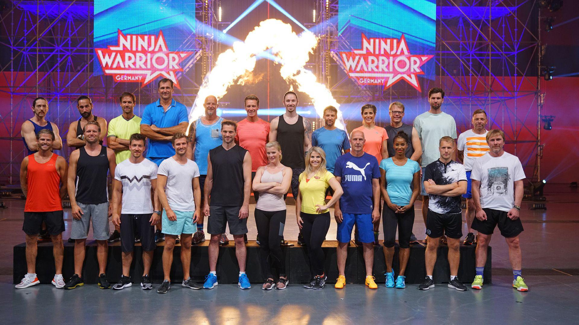 Promi Ninja Warrior 2021 November