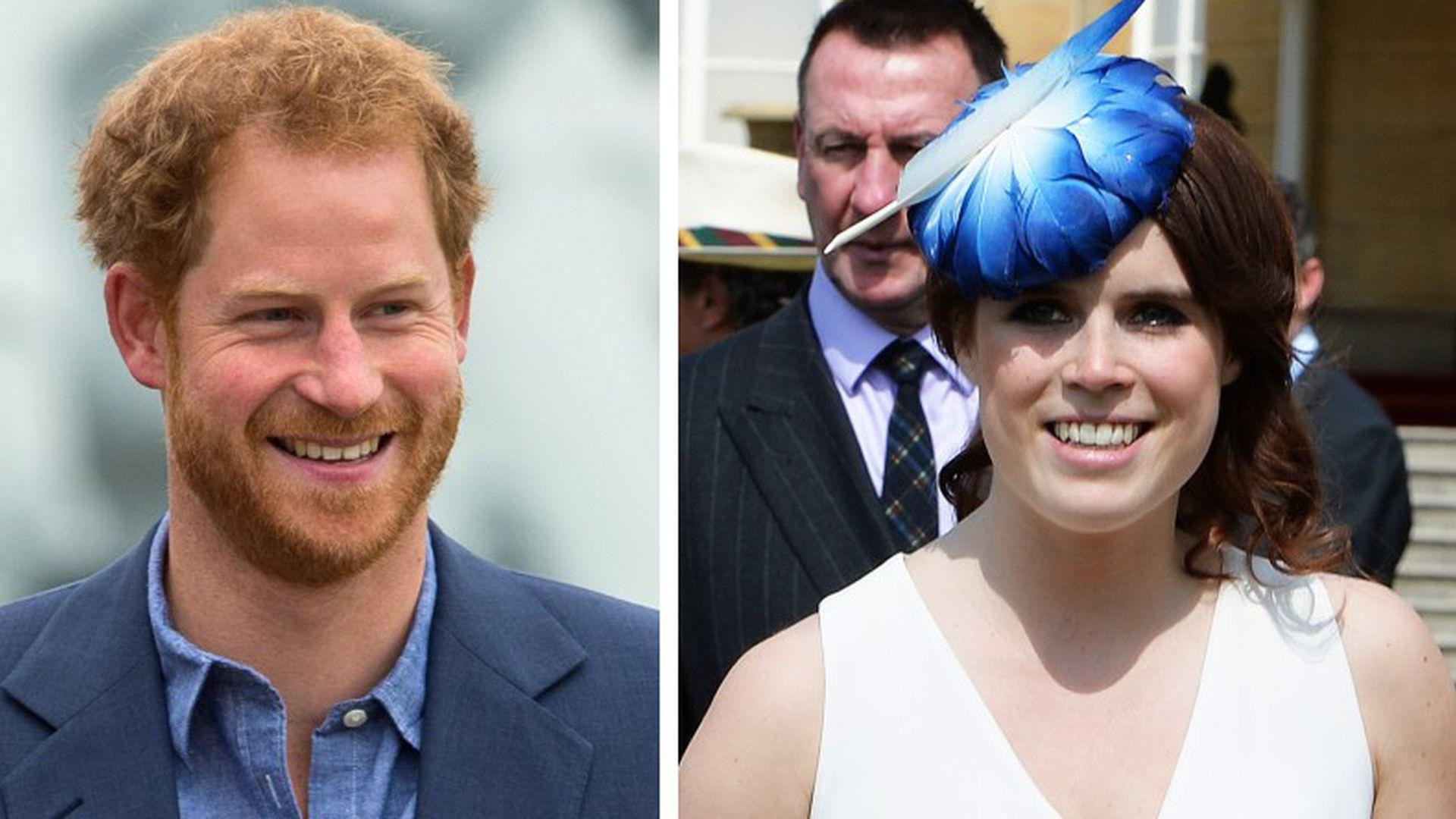 Endlich! Harry lernt den Sohn von Prinzessin Eugenie kennen