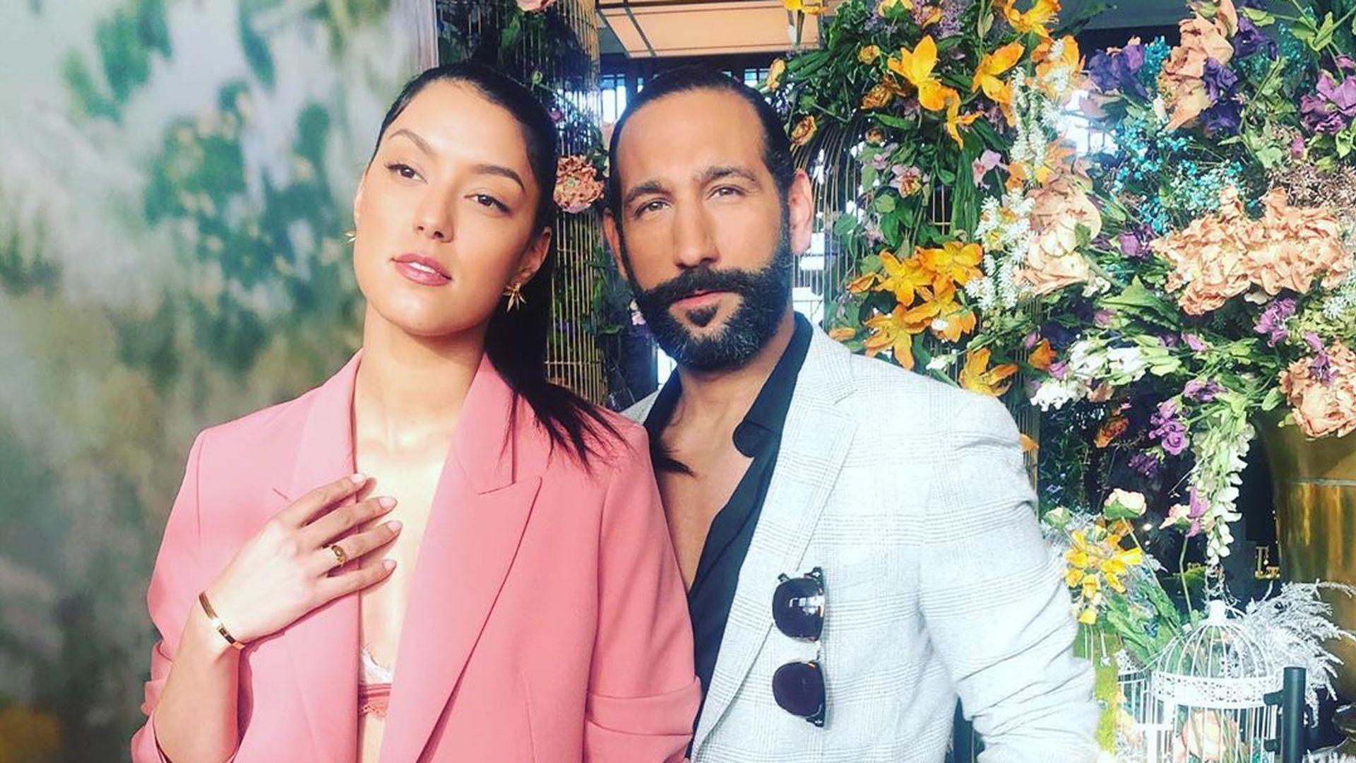 Llambi gratuliert: Erwarten Massimo und Rebecca Nachwuchs?