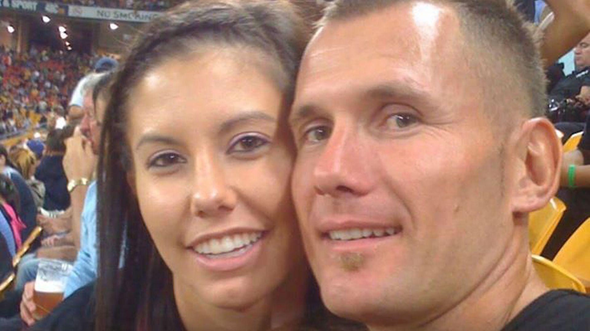 Tragödie: Ex-Rugby-Spieler zündete sich, Frau und Kinder an!