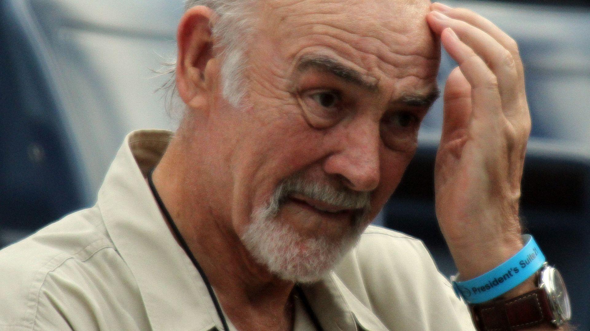 Wie Alt Ist Sean Connery