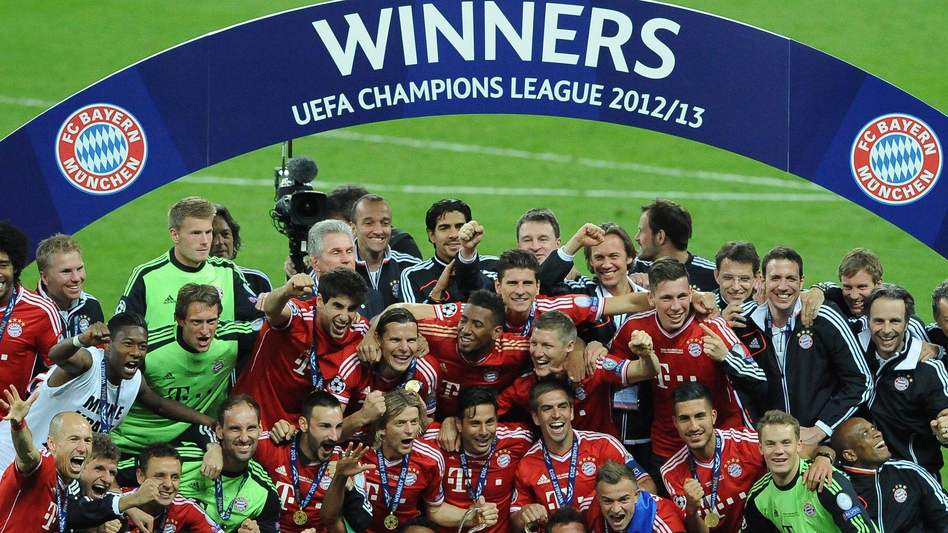 Dfb Pokal Sieger Champions League