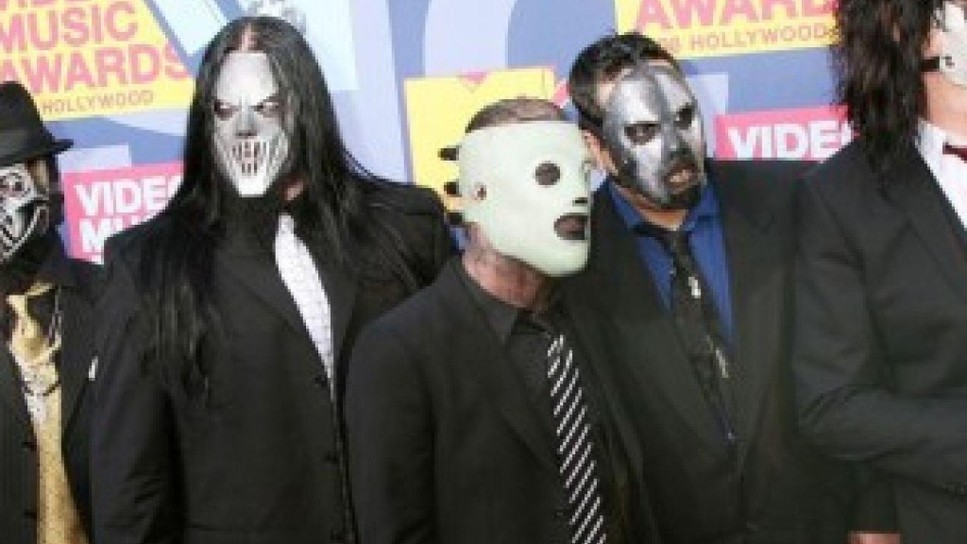 Slipknot Masken