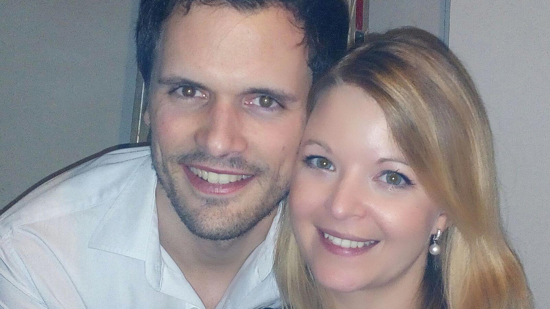 Ramona Stephan Bei Dem Hadeb Paar Ist Viel Passiert