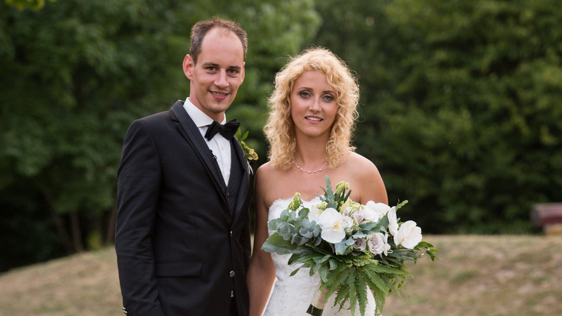 Diese Hochzeit Auf Den Ersten Blick Paare Lieben Sich Noch