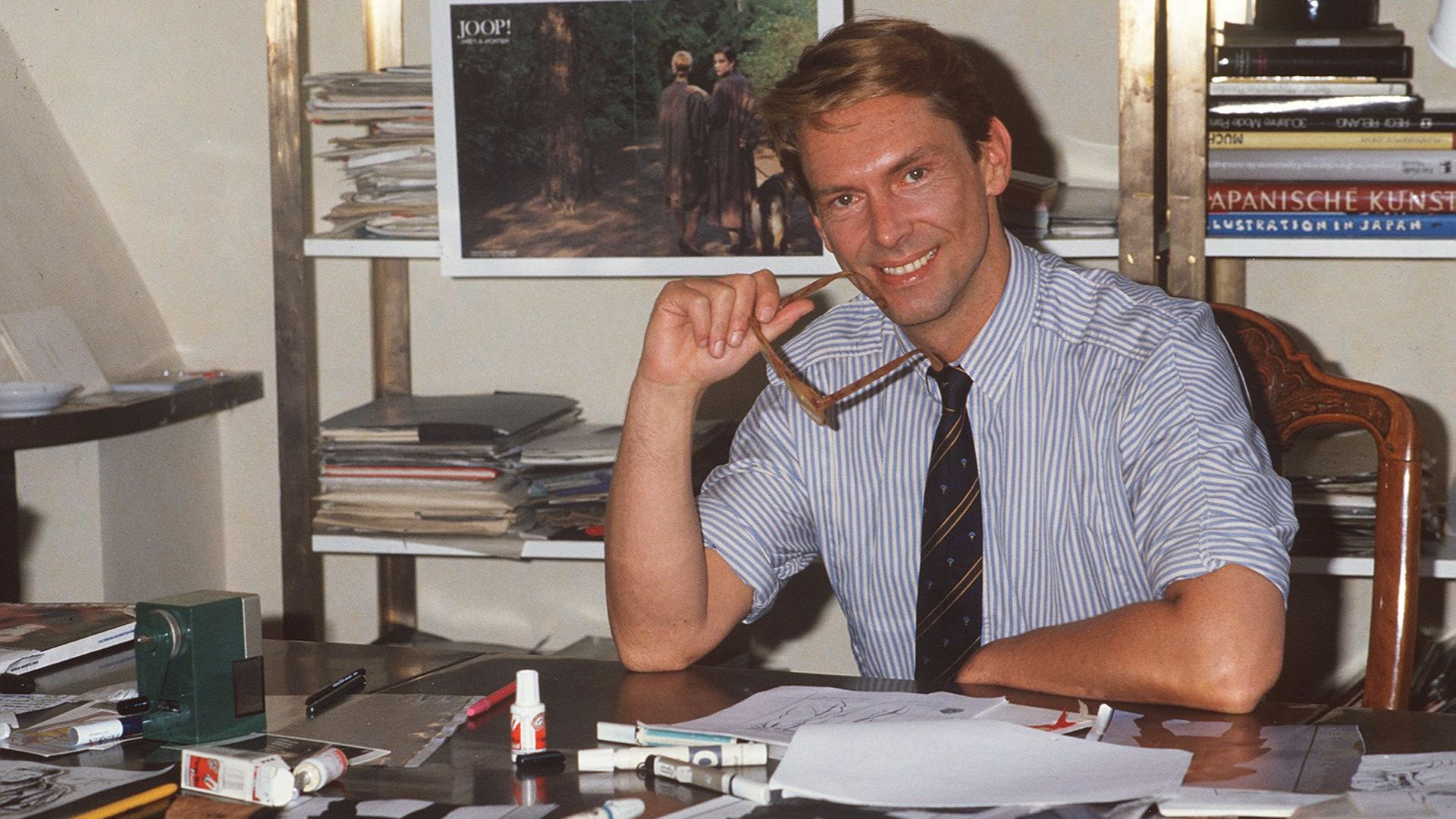 Wolfgang Joop Jung