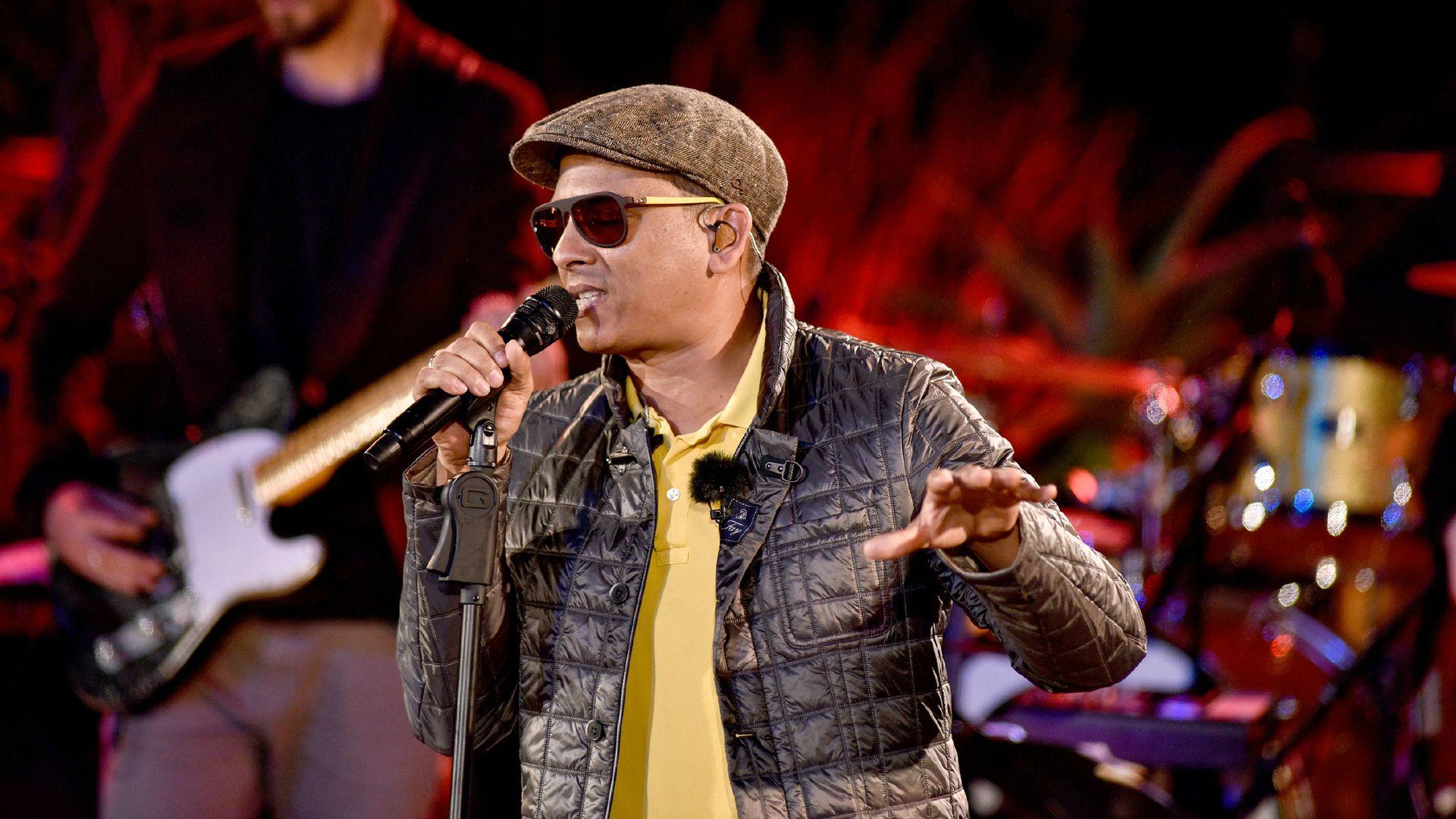 TV Sensation Xavier Naidoo Bekommt Neue Live Musik Show