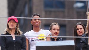 Jessica Alba, Jessica Biel und Jennifer Connelly