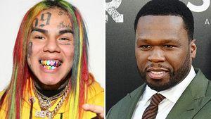 Kinofilm über 6ix9ine? 50 Cent kauft die Rechte an der Story