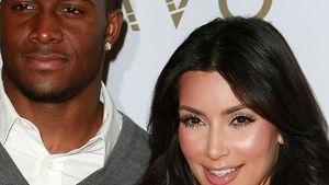 Kim Kardashian und Reggie Bush