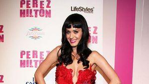 Überraschung: Katy Perry schwingt den Rüssel