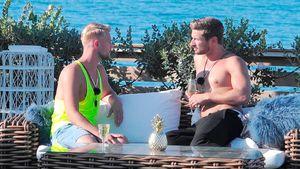 Nach Kuss mit Aaron: Prince Charming Nicolas muss kotzen!