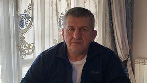 Nurmagomedov Vater