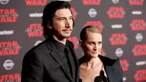"""""""Star Wars""""-Star Adam Driver ist schon seit zwei Jahren Papa"""