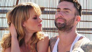 "Adam Levine: ""Sexy Time"" mit Model-Freundin Anne"