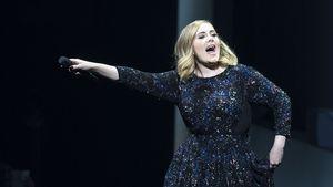 "Adele beim ""Ziggo Dome"" in Amsterdam 2016"