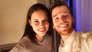 Süßer Liebes-Post: Adriana Lima schwebt auf Wolke sieben