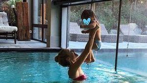 Alena Fritz macht süße Liebeserklärung an ihr Töchterchen!