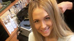 Mama on Tour: Alena Gerber nimmt ihr Baby mit zum Friseur!