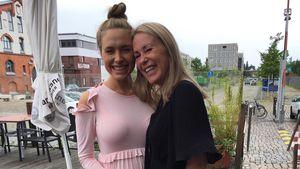 Noch immer schwanger: Alena Gerber im Baby-Endspurt