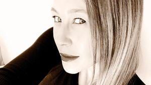 Alessandra Meyer-Wölden in Schwarz-Weiß