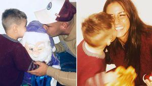 Alessio, Sarah & Pietro: Feiern sie auch Nikolaus zusammen?