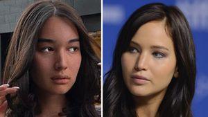 GNTM-Fans begeistert: Alex sieht aus wie Jennifer Lawrence!