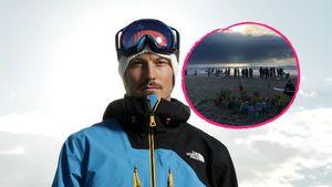 Bewegende Gedenkfeier für Alex Pullin (†32) am Meer