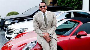 Geschenk an J.Lo: Hat Alex Rodriguez Auto zurückverlangt?