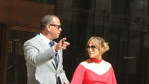 Alex Rodriguez und Jennifer Lopez in Manhattan