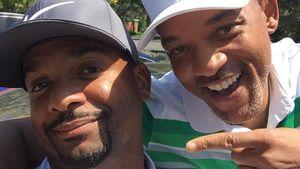"""""""Prinz von Bel-Air""""-Reunion zwischen Alfonso & Will Smith!"""