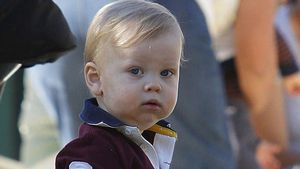 Putzig! So süß ist Heroes Star Ali Larters Sohn!