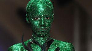 UFO gelandet? Alien-Alarm auf London Fashion Week