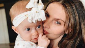 Sieben Monate nach Geburt: Hana Nitsche verrät Baby-Namen!