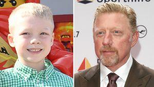 Amadeus Becker: Wow, der sieht ja aus wie Papa Boris!