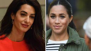 So wurden aus Amal Clooney & Herzogin Meghan Freundinnen!