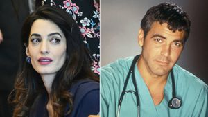 "Fangirl! Amal Clooney schaut alte ""Emergency Room""-Folgen!"