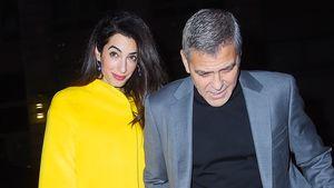 Stylische Eltern: Amal & George Clooney bei Date-Night!