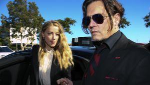 Amber Heard und Johnny Depp in Australien