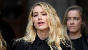 Prozess von Johnny Depp: Ehrliches Statement von Amber