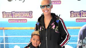 Süßester Fan-Boy: TayTay macht Amber Rose' Sohn (5) happy!
