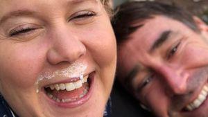 Italien-Spaß! Amy Schumer grüßt aus den Flitterwochen